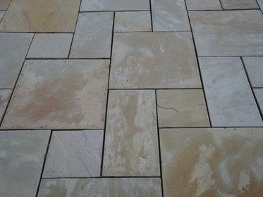 Patio & Paving Slab Cleaning image